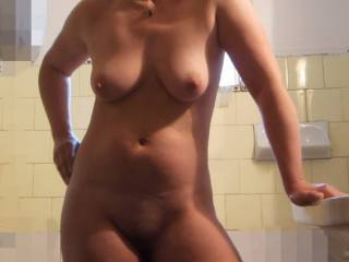Wife body pic