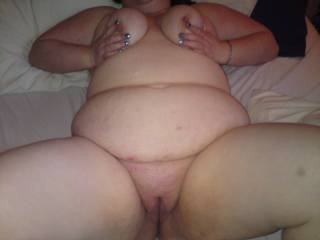 bbw waiting for cock