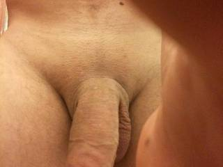 Shaved and ready to fuck