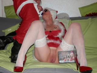 Santa is cuming!