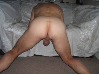 Thought some of you might like to see the rear view!!!