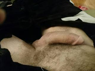 My poor dick is all tired out from cumming so hard to you hot, dirty grrls. I'm still so horny, but the flesh is weak... Would you fluff me back up?