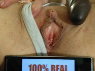 Yep, This is a real Genuine horny wet juicy ZOIG pussy!  Its Hot thinking of all of you looking at it! Do you like?