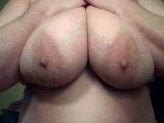 tell me what u want to do to my big, soft, squishy titties..