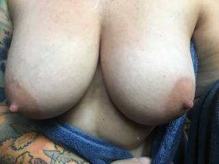 do you like my big tits?