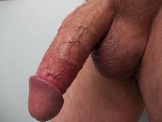 Bigger and thicker the veins....lead to big, hard, fat erections.