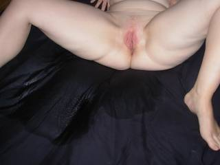 Dee had squirted all over the sheet at the party!! xxx