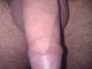 Can't believe i posted it but it's a pic of my cock.
