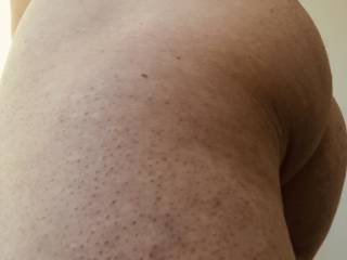 Freshly shaved and smooth all over