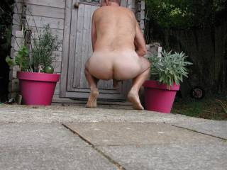 Hope you like my butt. I was thinking it was looking pretty good for a 60-something so decided comments might help my self-esteem!