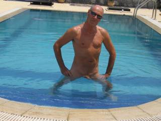 anyone for skinny dipping????