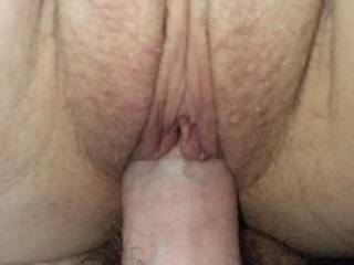My pussy getting fucked