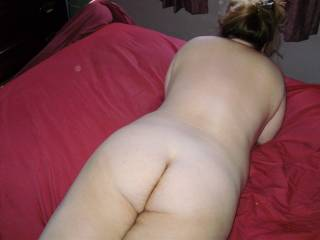Who'd like to fuck this ass?