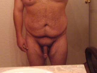 me naked.  I dont love it but maybe someone will like it.