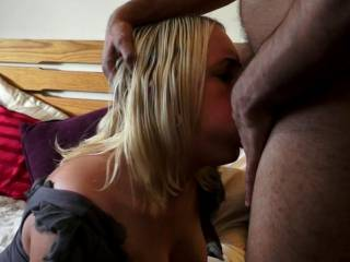 new cock for her to suck