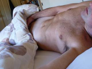 Have just woken up and I'm horny ;-D