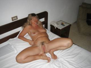 My wife nude for you