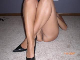 Who likes sex in heels?